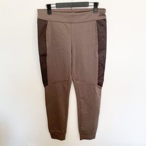 Free People Brown Joggers Size L